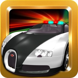 Action Extrme Nitro Police Chase - Racing Extreme Speed Rush