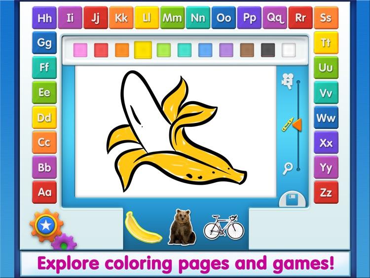 Elmo Loves ABCs for iPad screenshot-3