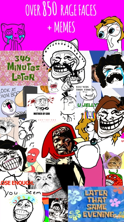 Troll Rage Face Meme Me