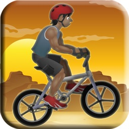 Xtreme Skills BMX Bike Rider Trials: Mad Race Grind