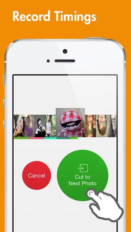 PicFlow - photo slideshow video maker for Instagram screenshot-3