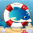 Tap Dolphin Sea Racing Dash icon