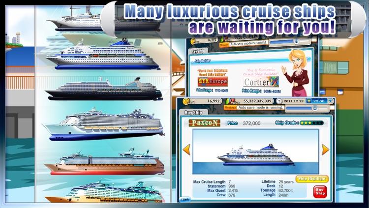 Cruise Tycoon screenshot-4
