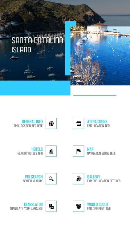 Santa Catalina Island Tourism Guide