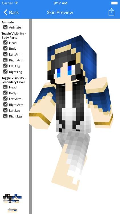 Aphmau Skins For MCPE - Best Aphmau Skins For Minecraft Pocket Edition