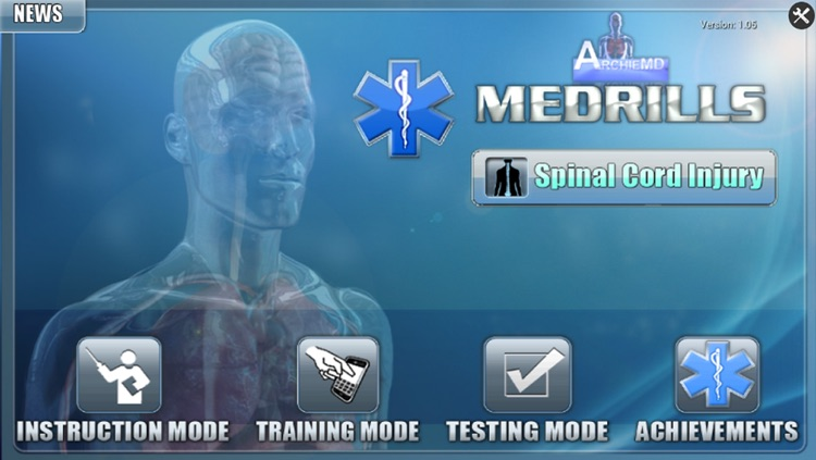 Medrills: Spinal Cord Injury