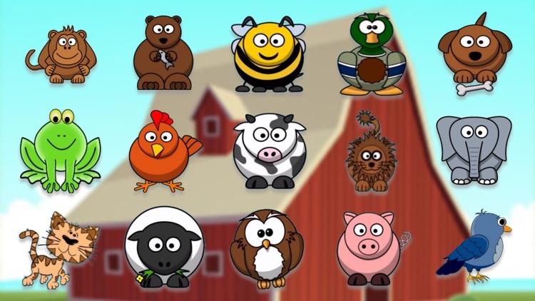 Animal Sounds for kids LITE