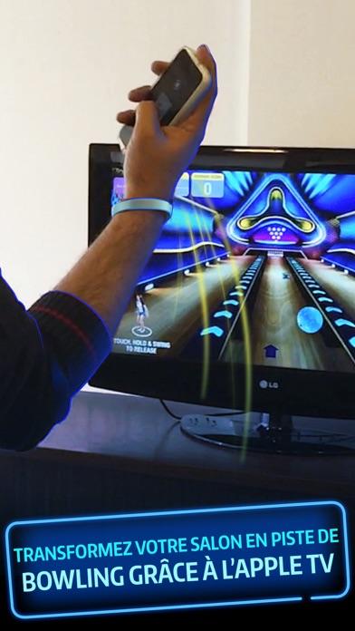 Planète Bowling - Enligne multijoueur, Casse-tête, Tournois, Apple TV soutien, gratuit jeu! (Bowling Central)