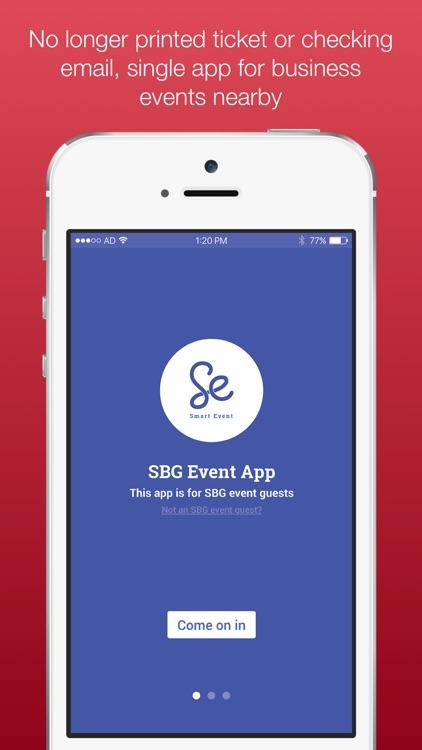 SMART Event screenshot-4