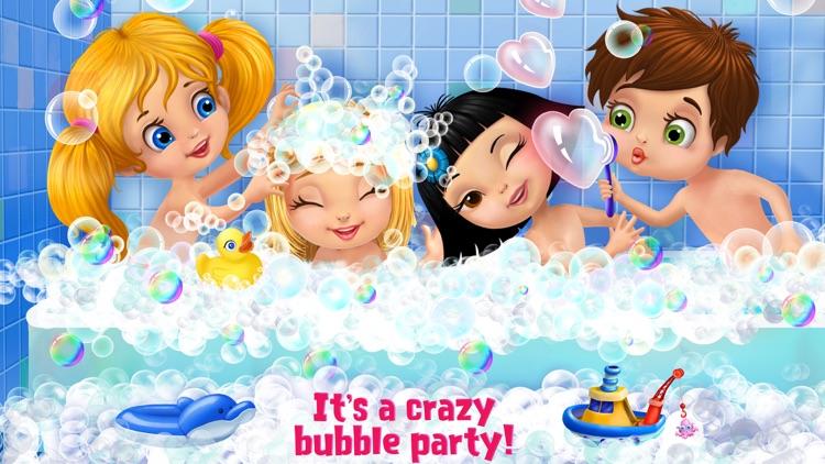 Crazy Bubble Party