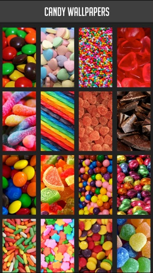 Candy Wallpaper On The App Store