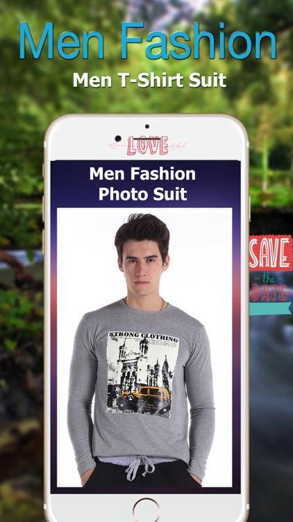 Men Fashion Suit screenshot-4