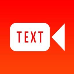 Gravie - Text on Video