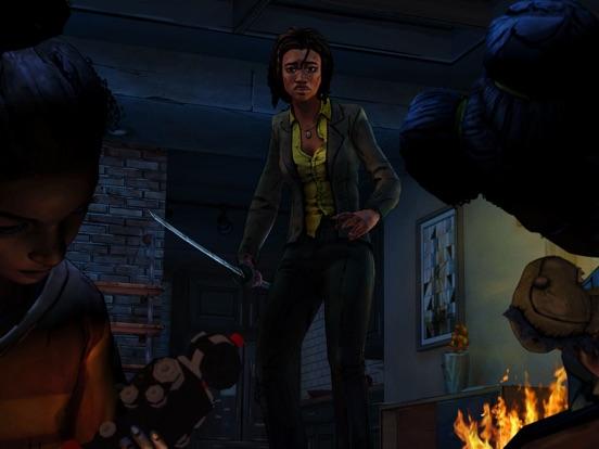 Игра The Walking Dead: Michonne - A Telltale Miniseries