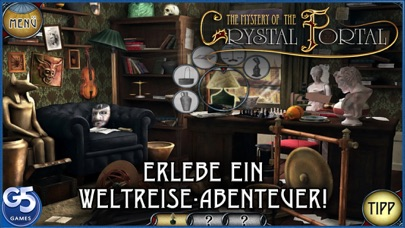 The Mystery of the Crystal PortalScreenshot von 1