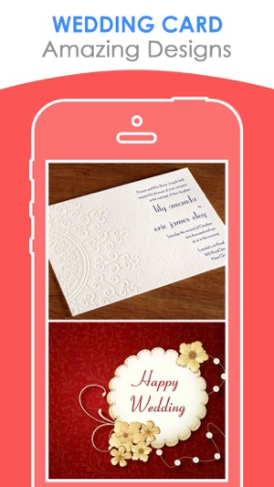 wedding designs for cards