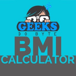 My BMI by GeeksDoByte