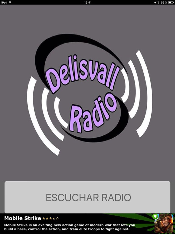 Delisvallradio App screenshot 6