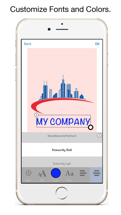 Logo Builder App screenshot-3