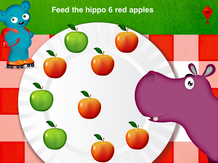 Park Math HD - by Duck Duck Moose screenshot-4