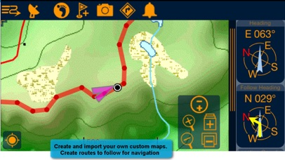 PathAway Express - Outdoor GPS Navigation, Maps for Windows