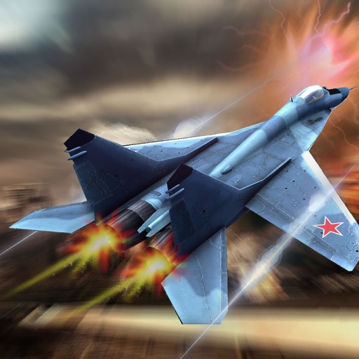 Aircraft Race Combat Flight - Iron Fleet Air Force F18 Jet Fighter Plane Game