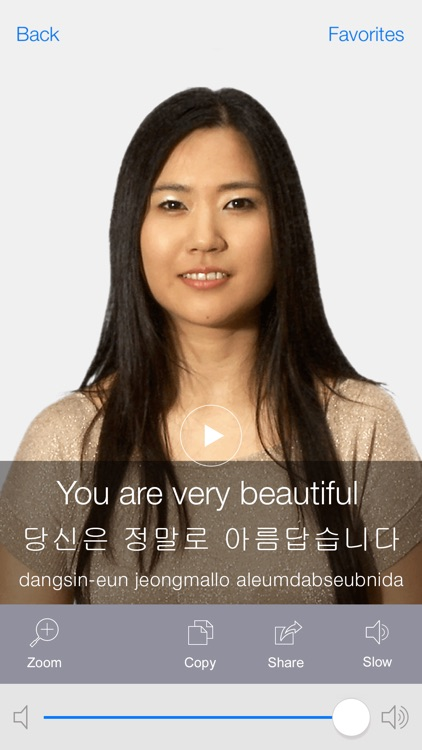 Korean Video Dictionary - Translate, Learn and Speak with Video screenshot-4