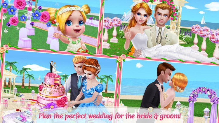 Wedding Planner Game screenshot-4