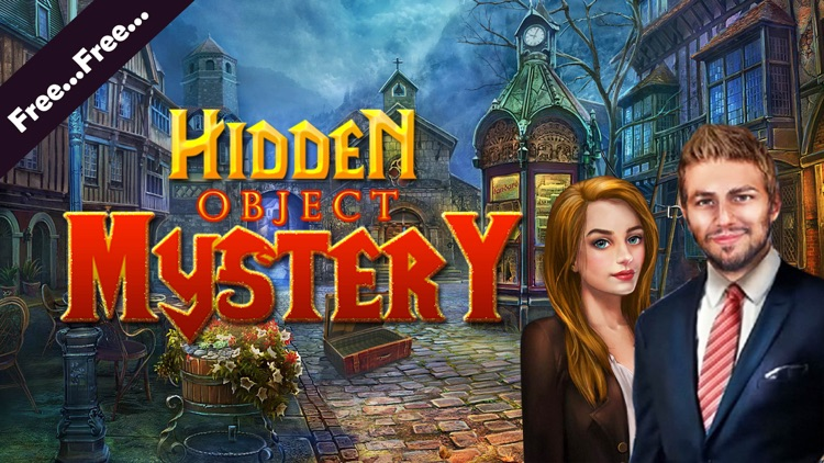 Hidden Object Mystery screenshot-0
