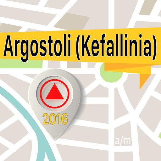 Argostoli (Kefallinia) Offline Map Navigator and Guide