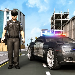 SWAT Police car vs Grand Rokeman Crime Simulator