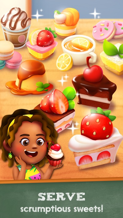 Bakery Story 2 Screenshot on iOS