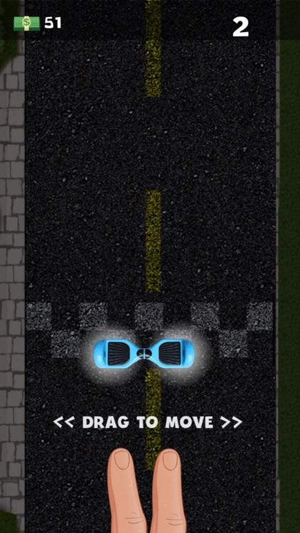 Hoverboard Simulator - Night Drive