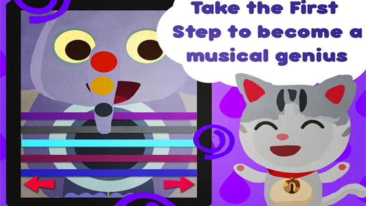 Animal sound box – learn music with cute animals – musical app for for Baby infant and little children screenshot-4