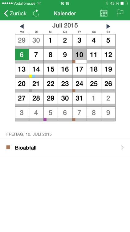 AbfallinfoCW screenshot-3