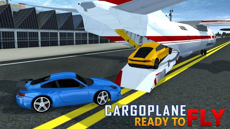 Airplane Car Transporter – Flight Simulator 2017 screenshot-3