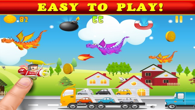doppeldecker flugzeug gratis kinderspiele ab 4 im app store. Black Bedroom Furniture Sets. Home Design Ideas