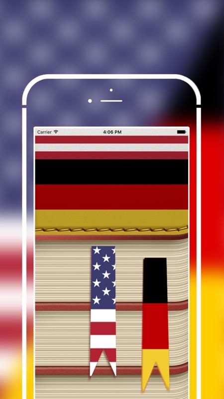 Offline German to English Language Dictionary translator free