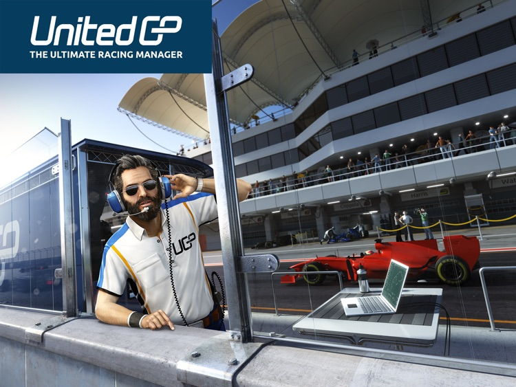 UnitedGP - The ultimate racing manager screenshot-0