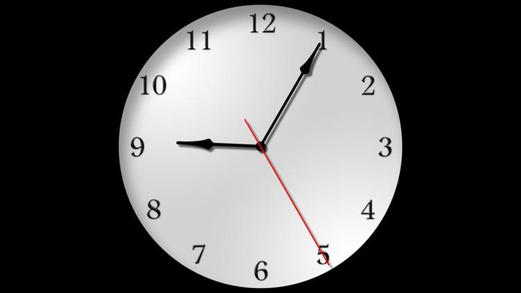 The Clocks: Alarm Clock, World Clock
