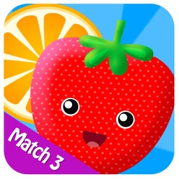Fruit Splash Matcher – New Cute Fruits Puzzle Match 3 Game for Family
