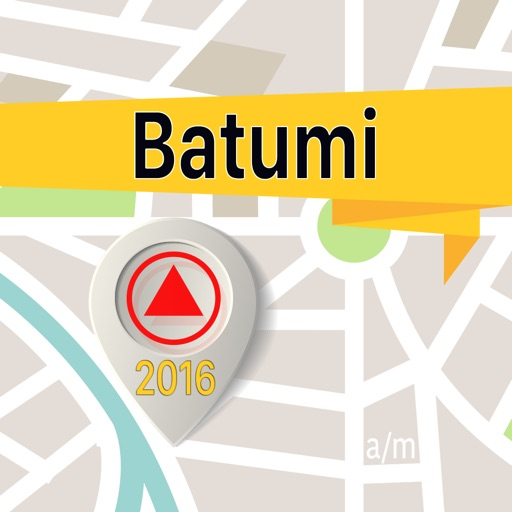 Batumi Offline Map Navigator and Guide