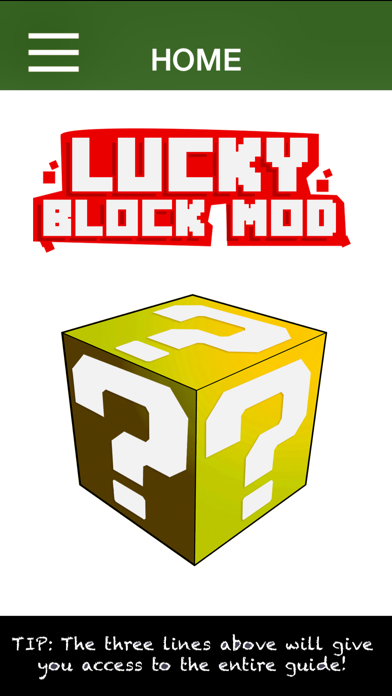 Lucky Block Mod: Minecraft Editionのおすすめ画像1