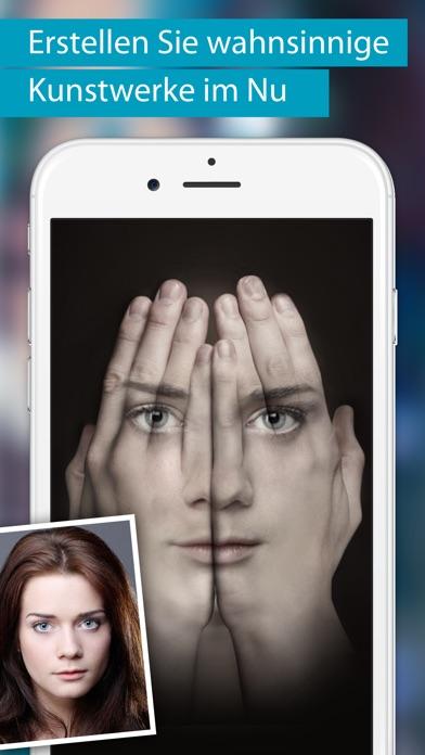 Screenshot for Foto bearbeiten Lustig - Gesichter Austauschen in Germany App Store