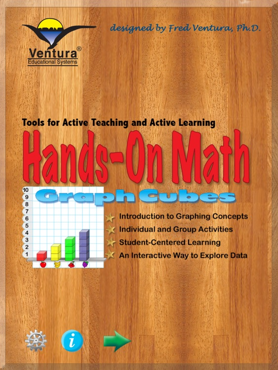Hands-On Math Graph Cubes