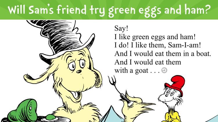 Green Eggs and Ham screenshot-4