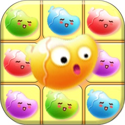 Mango Crush Mania:Match 3 Free Game