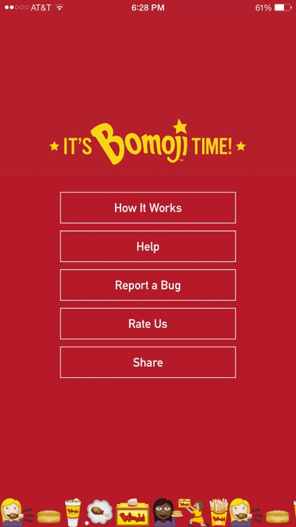 Bomoji screenshot-4
