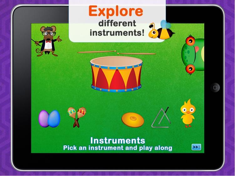 Musical Me! HD - by Duck Duck Moose screenshot-4