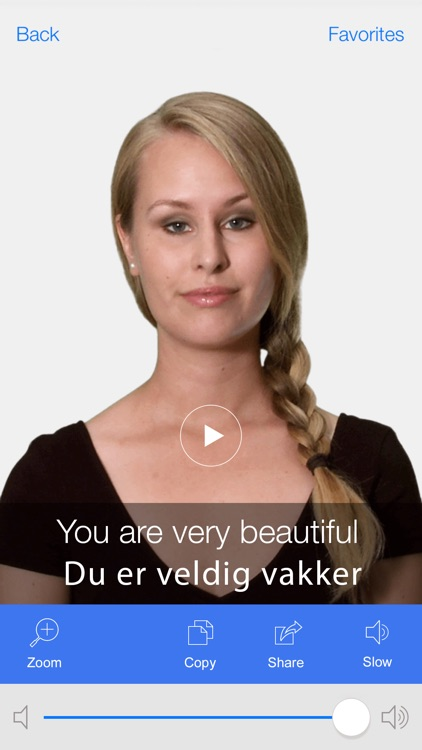 Norwegian Pretati - Translate, Learn and Speak Norwegian with Video Phrasebook screenshot-4